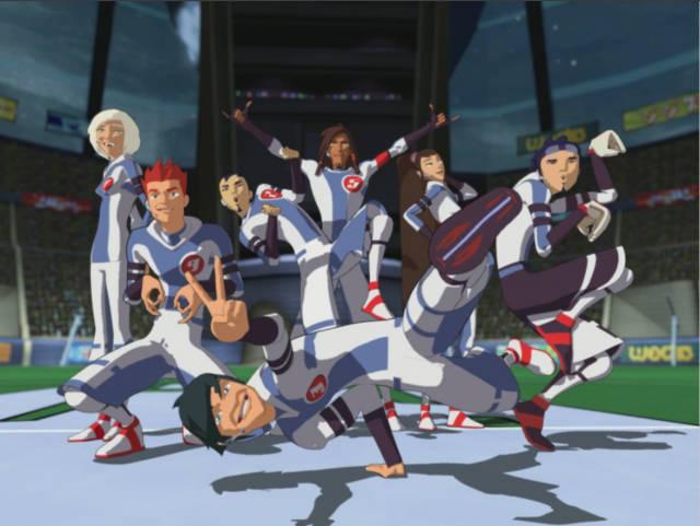 Ролевая игра по галактическому футболу скачать онлайн игру 2010 года